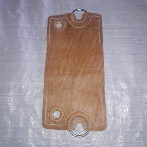 Encimera Angosta de cuero crudo codigo 0455