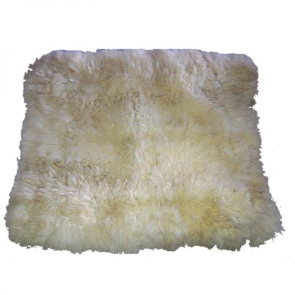 Cojinillo blanco natural codigo 0431