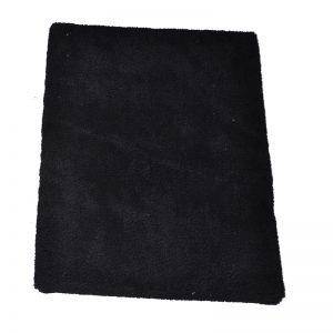 Cojinillo sintetico negro codigo 0428